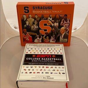 Syracuse Basketball Vault & ESPN Encyclopedia